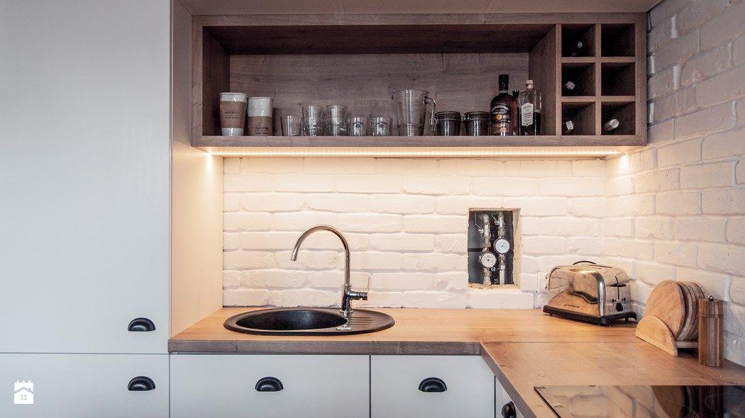 Blat Drewniany W Kuchni Plusy I Minusy Projekty Kuchni Wnetrze Kuchni I Kuchnia