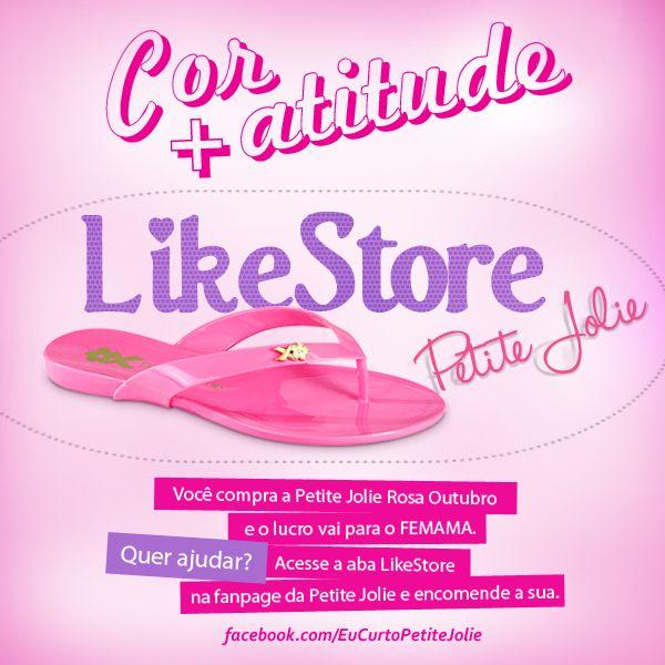 Rosa Outubro >> www.facebook.com/eucurtopetitejolie