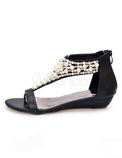 Pin by krystina brandow on Flat Sandals   Sandals, Shoes