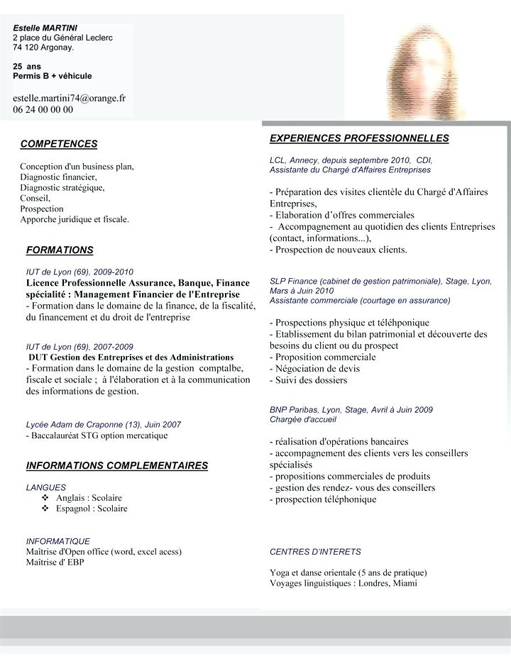 15 Competences Administratives Cv Exemple De Cv