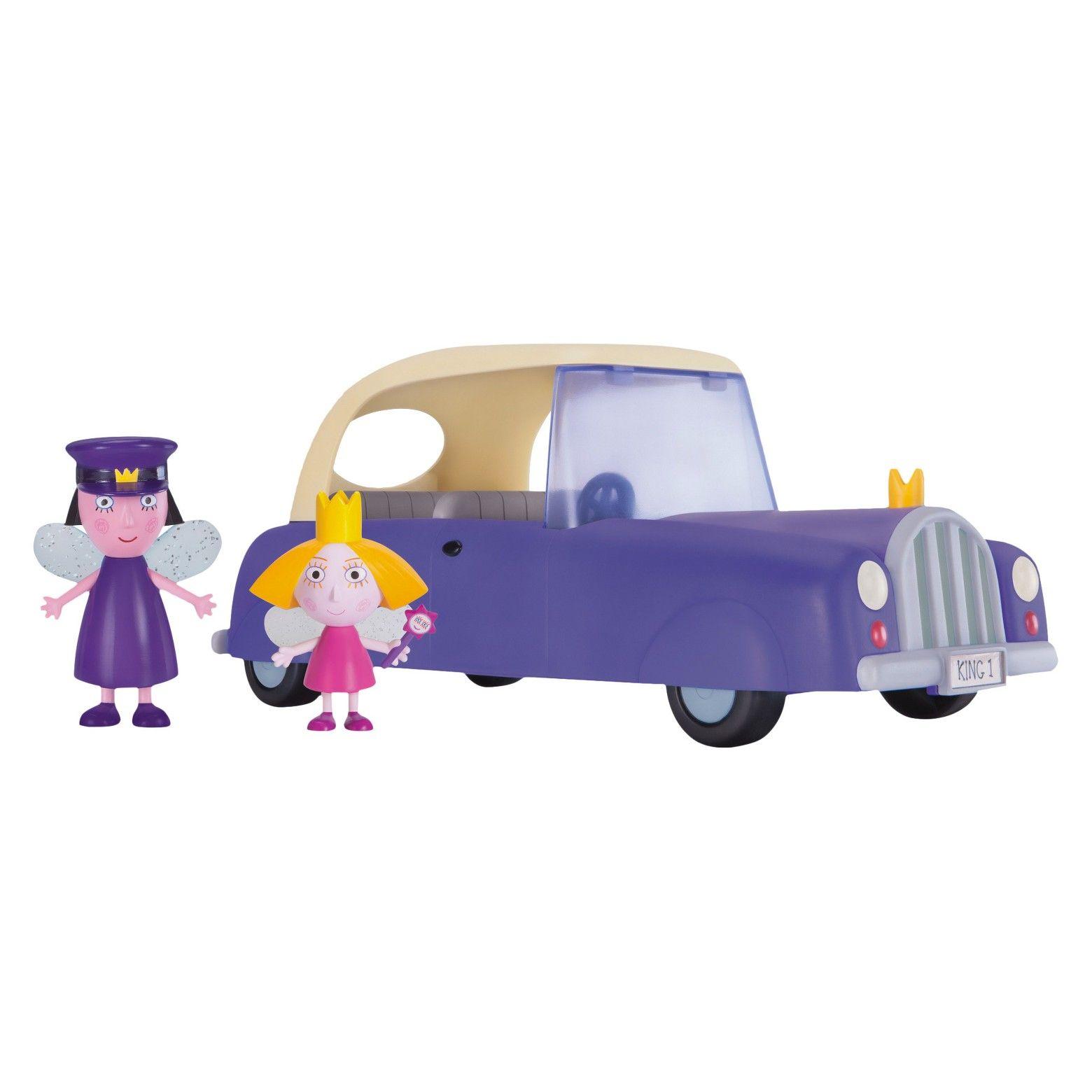 Little car toys  Ben u Hollyus Royal Car Feature Vehicle
