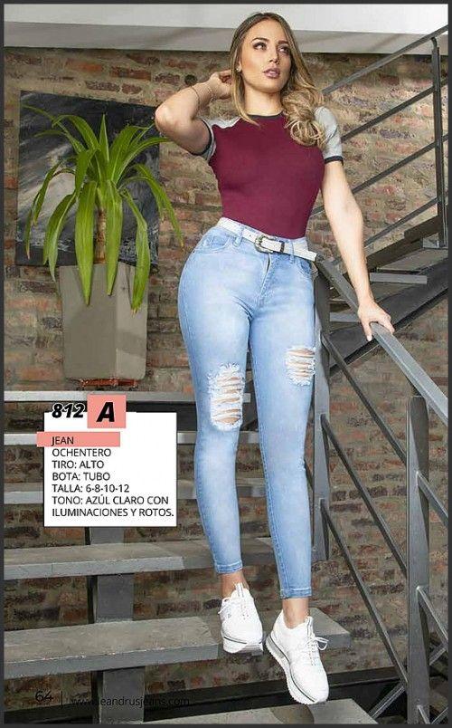 43 Ideas De Jeans Jeans Colombianos Levanta Cola Pantalones Jeans Jeans Colombianos
