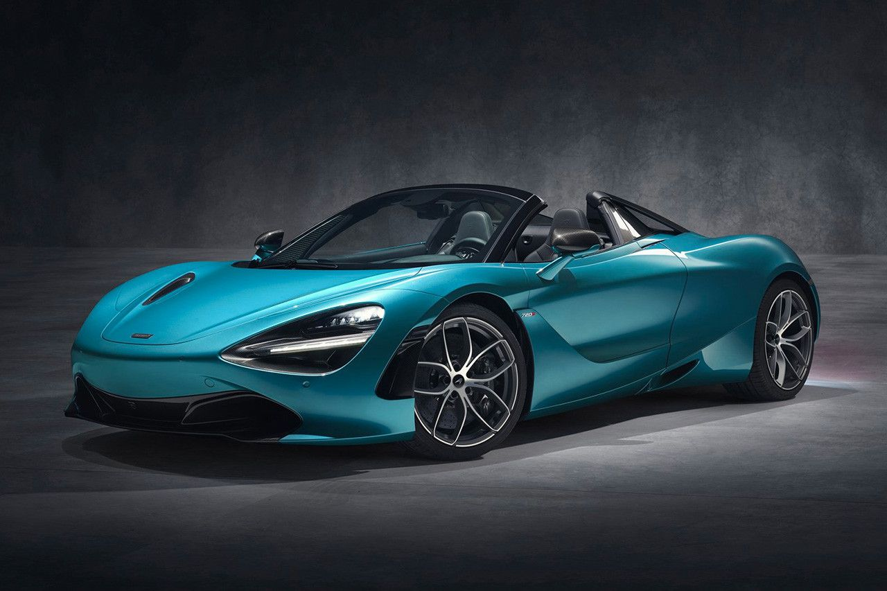 The Mclaren 2019 720s Spider Convertible Is Here Maclaren Cars Sports Car Super Cars