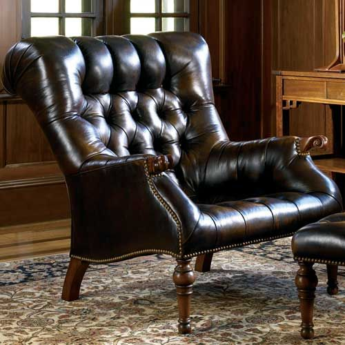 Lovely Stickley Leopoldu0027s Chair So Comfortable With Great Style And Detail