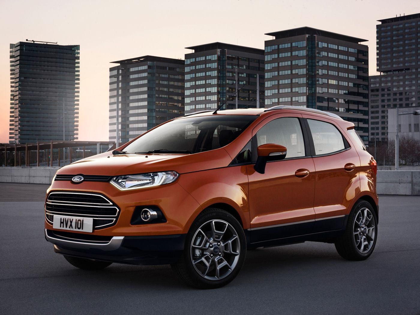 Ford Ecosport Suv Ford Mobil