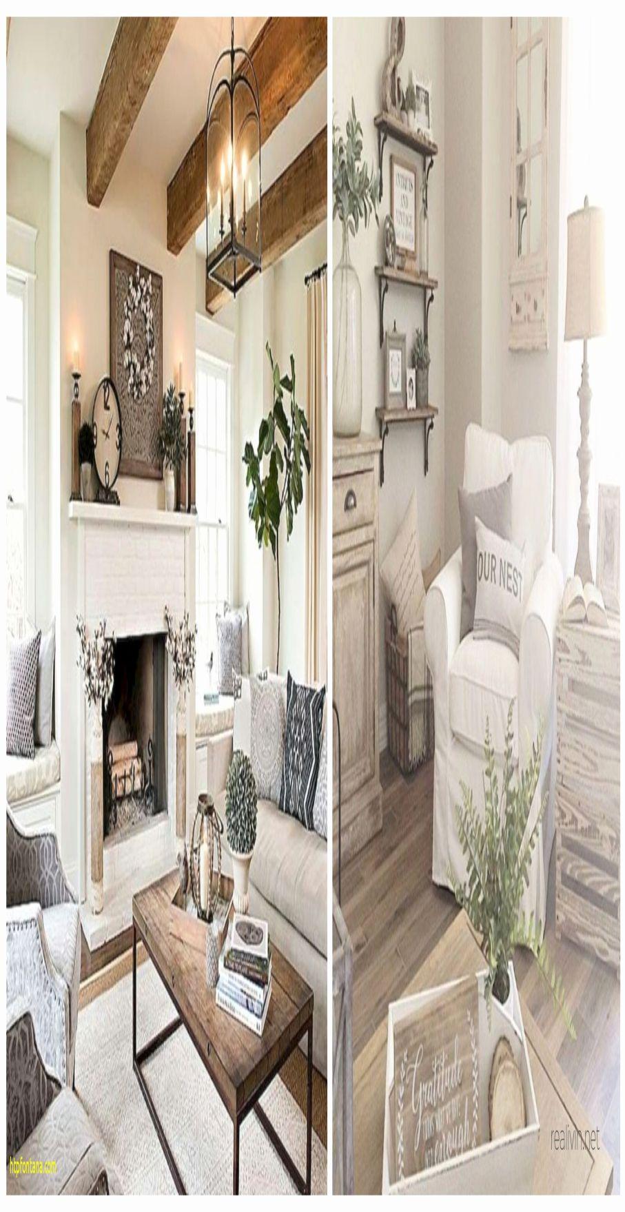 40 Elegant Rustic Living Room Decor Ideas On A Budget that ...