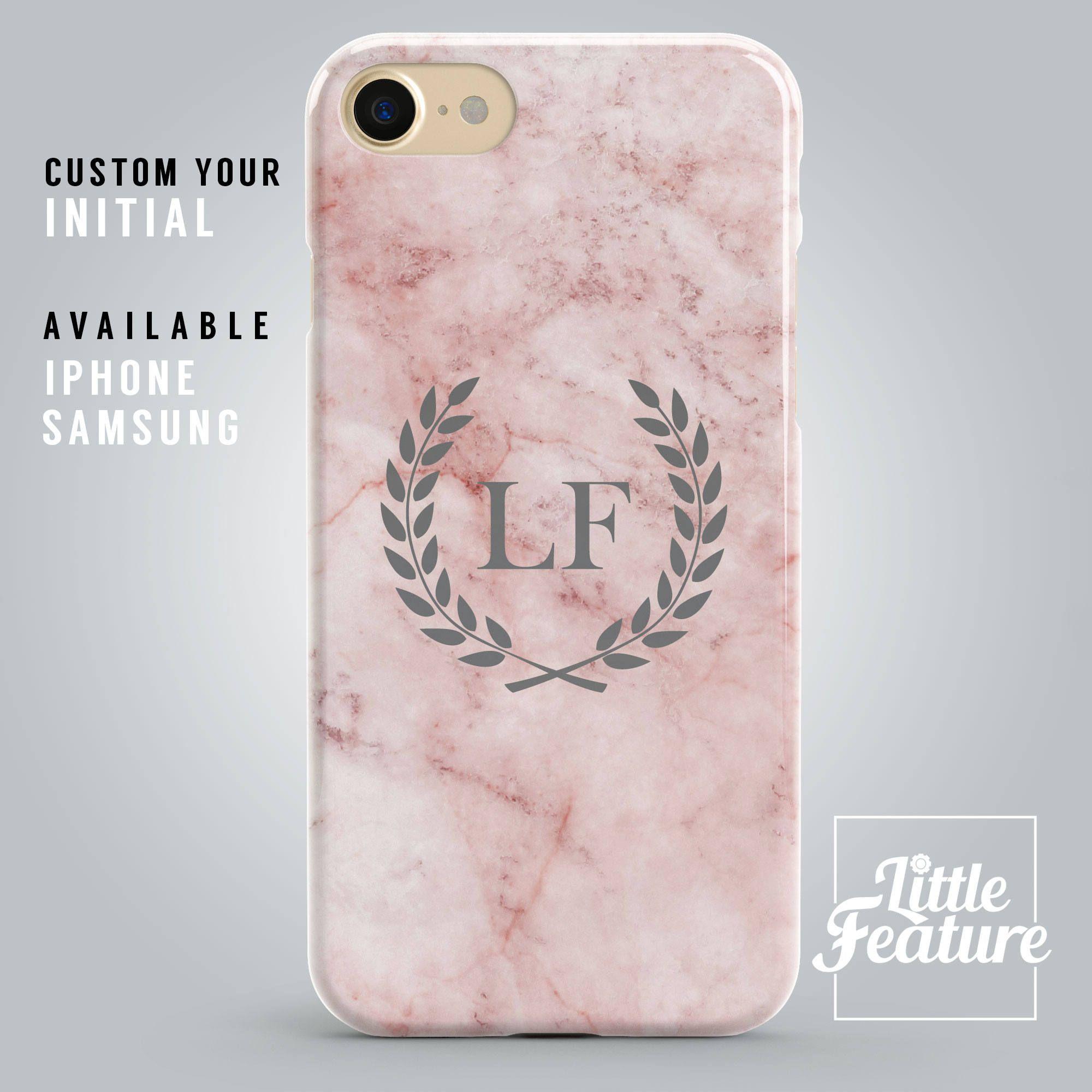 initial phone case iphone 7 plus