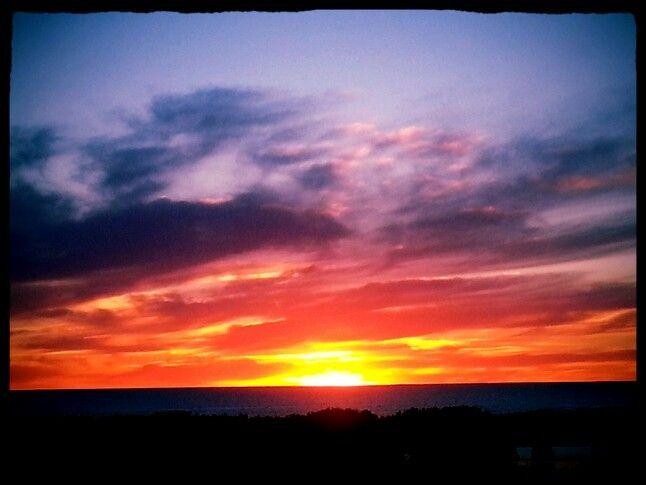Sunset Dongara #westernaustralia #sunset