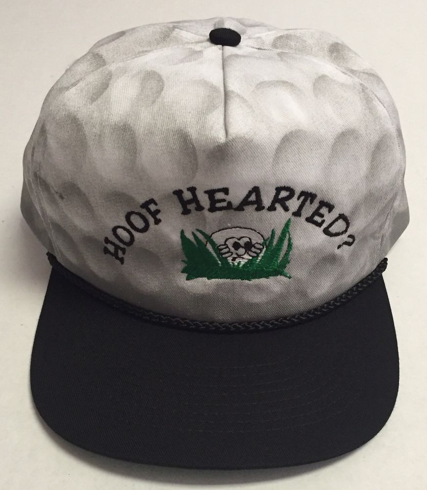 Weird Golf Hats 7