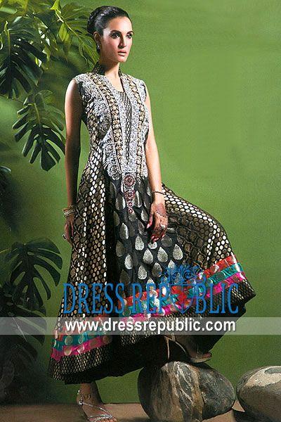 Pakistani Indian Designers Collection in New York, Designer Dresses