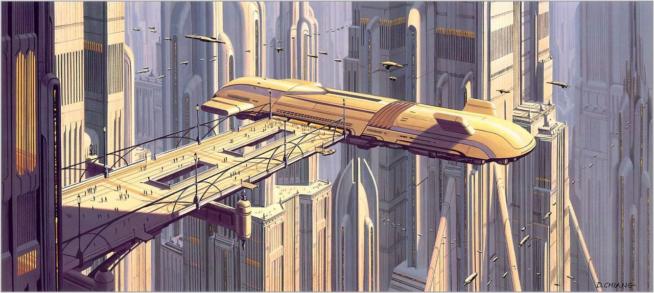 Image result for retro future star wars