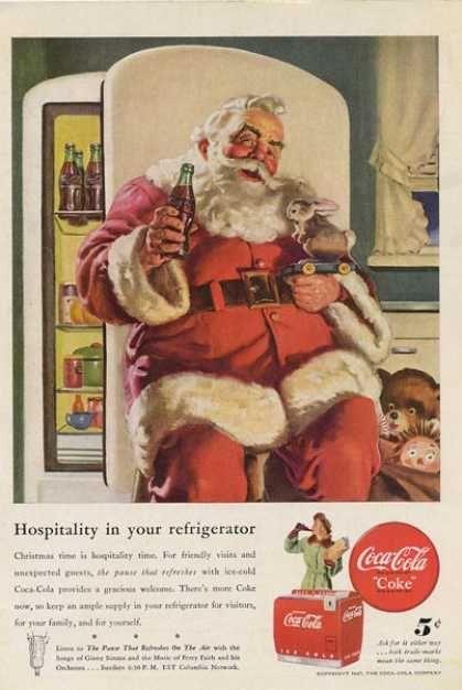 Coca Cola - Santa Claus 17