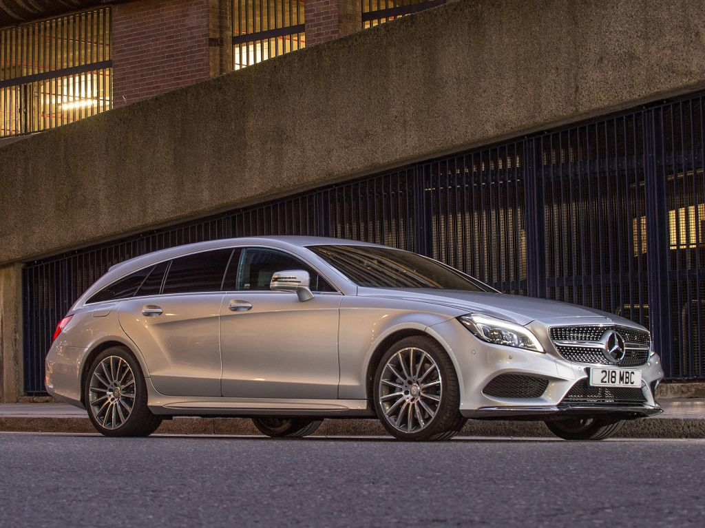 2014 Mercedes Benz Cls350 Amg W218 Station Wagon With Images
