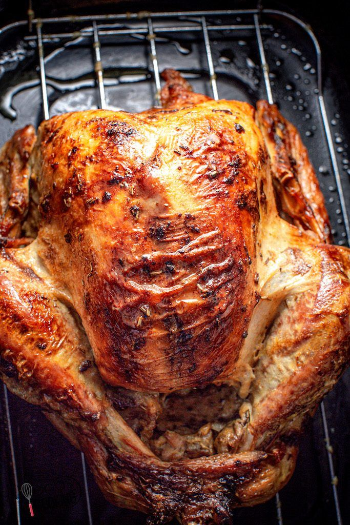 EASIEST Turkey Recipe with Step-by-Step Photos!