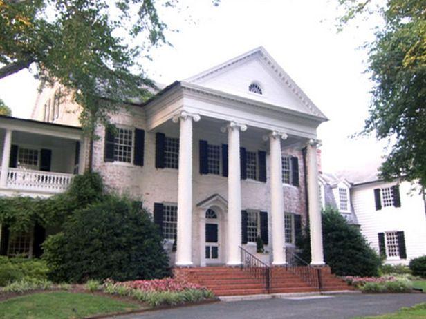 Wedding Crashers Architecture Famous Houses Shore House