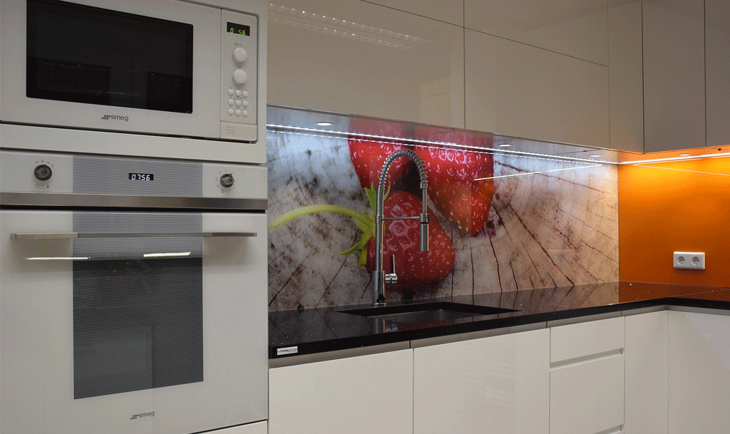 Printed Glass Kitchen Splashbacks Google Search Splashback Ideas Backsplash