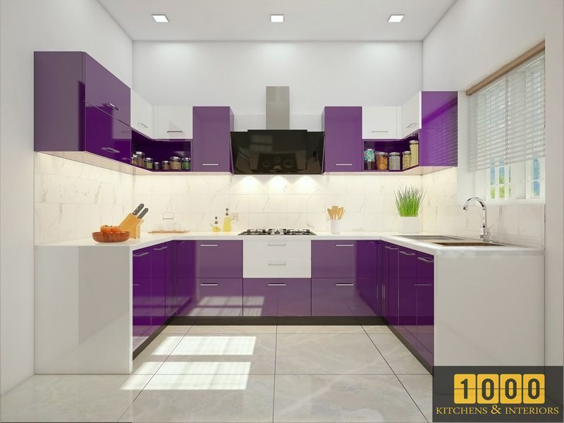 Modular Kitchen Interior Works Thrissur Contact Us Www