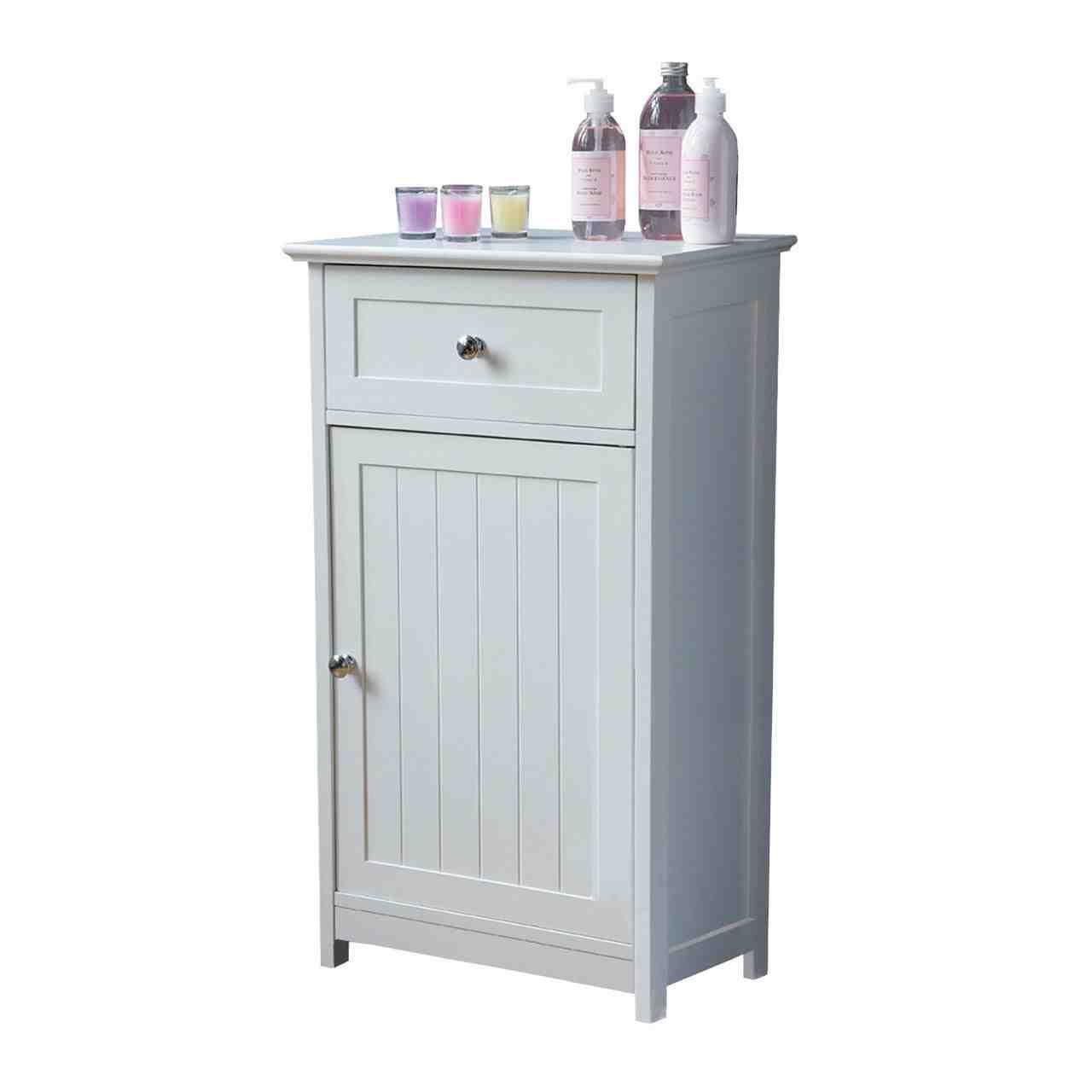 White Storage Cabinet for Bathroom | Better white bathroom cabinet ...