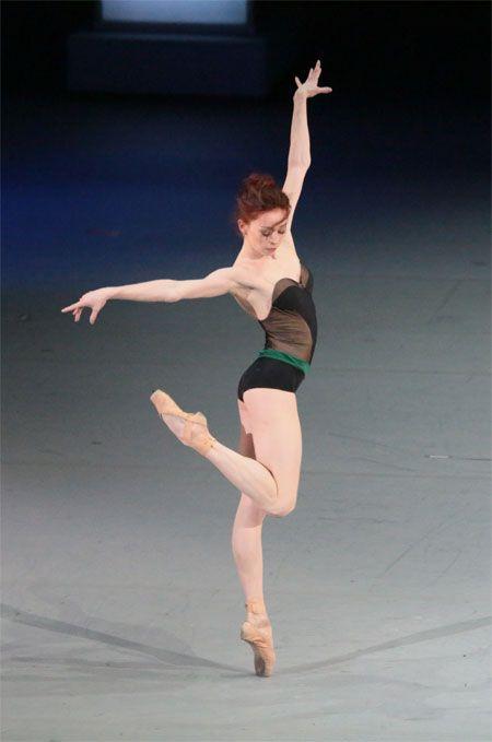 Ekaterina Krysanova In Bolshoi S The Taming Of The Shrew