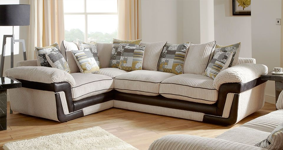 The Living Room Sofa Za Kitambaa