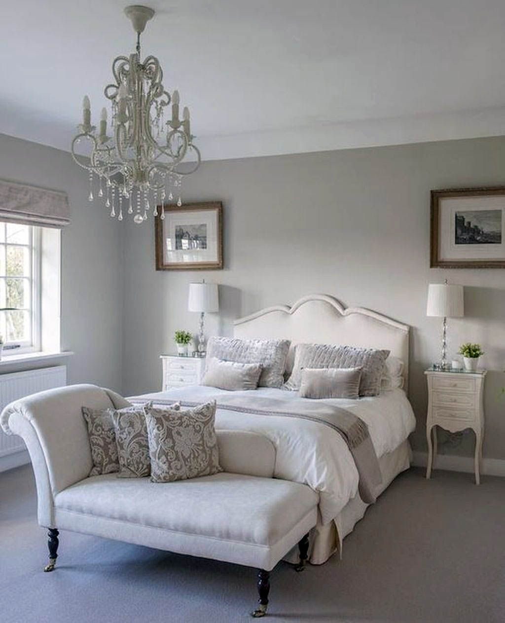 Tips for Spectacular bedroom ideas pinterest grey and white only