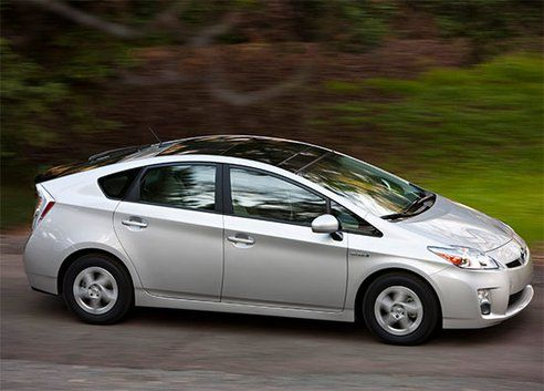 2016 Toyota Prius Hybrid To Be Made In U S Toyota Hybrid