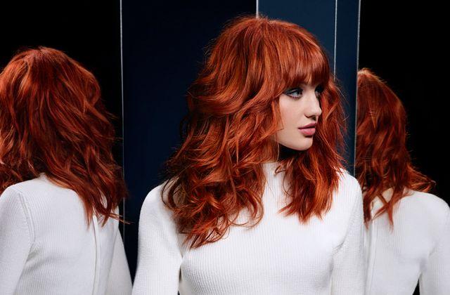 les tendances coiffure automne hiver 2015 2016 redheads. Black Bedroom Furniture Sets. Home Design Ideas