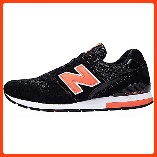 New Balance Neon Revlite 996 Mens Suede & Textile Trainers