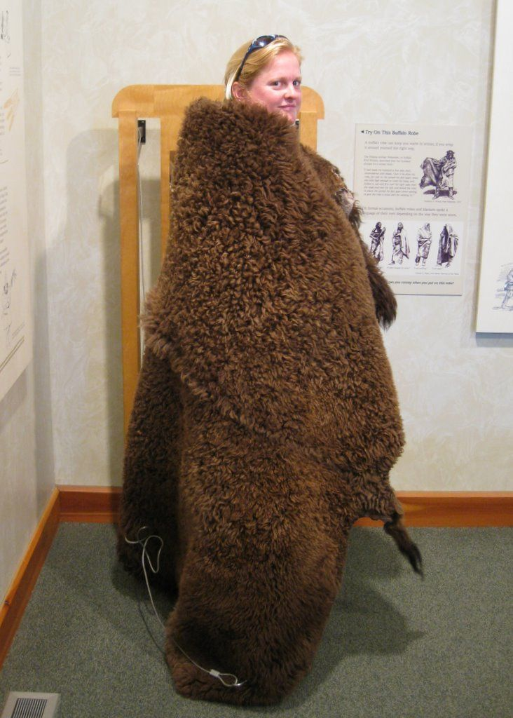 Download Buffalo Robe Coat Pics