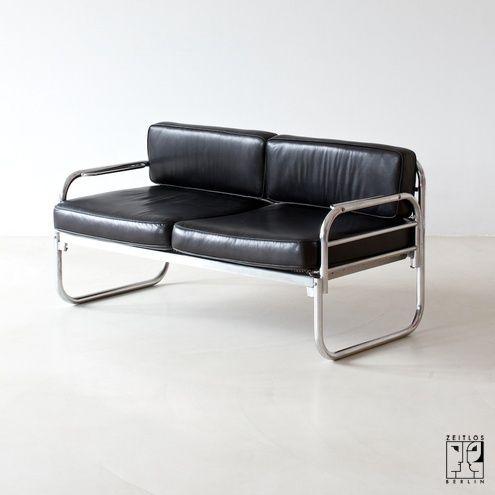 Bauhaus Couch Bed   ZEITLOS U2013 BERLIN