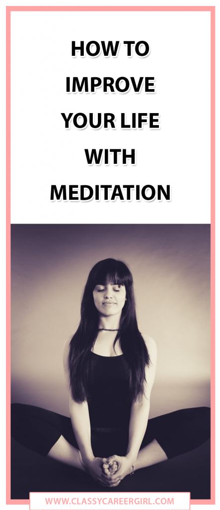 How To Improve Your Life With Meditation reiki healing | energy healing | holistic healing | chakra healing | law of attraction | spirituality | lightworker | empaths | meditation tips | mindfulness | manifestation