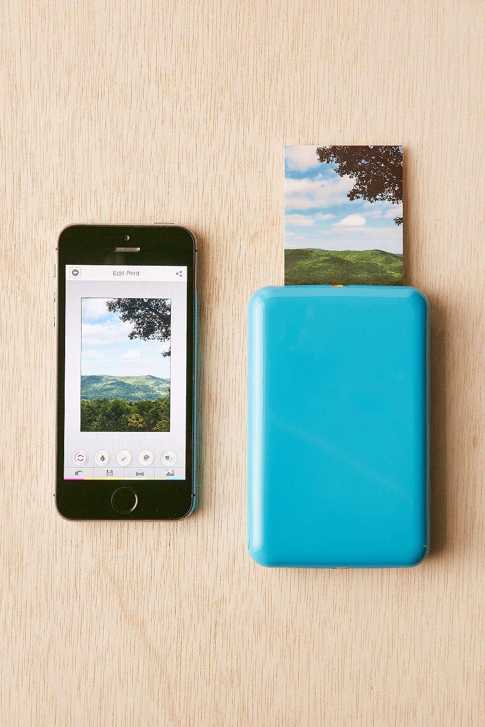 Polaroid Zip Mobile Photo Printer Arte Dise 241 O