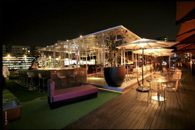 El Restaurante Y Lounge Club Nuba Barcelona Abre Las Puertas De Su Renovada Terraza Bcn Cool Hunter Terraza Restaurantes Barcelona