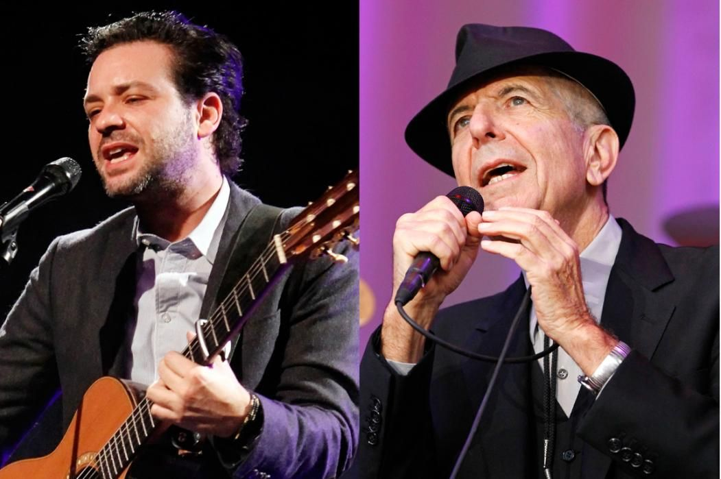 Famous Musicians And Their Rock Star Kids Famous Musicians Musician Adam Cohen