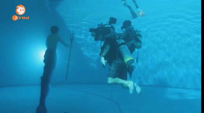 Mako Mermaids - Bts - on set filming | Mako Mermaids ...