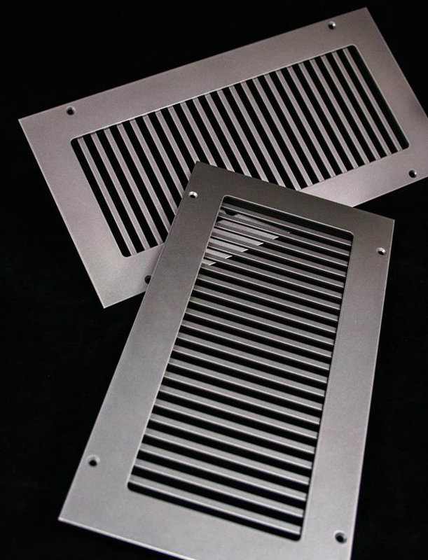 Steel Designs ProVertical Registers & Returns in 2020