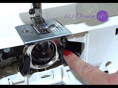 Mantenimiento Máquina de Coser Mecánica - Cangrejo