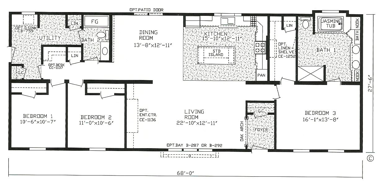 Modular Home Plans Lifestyle Homes Located In Litchfield