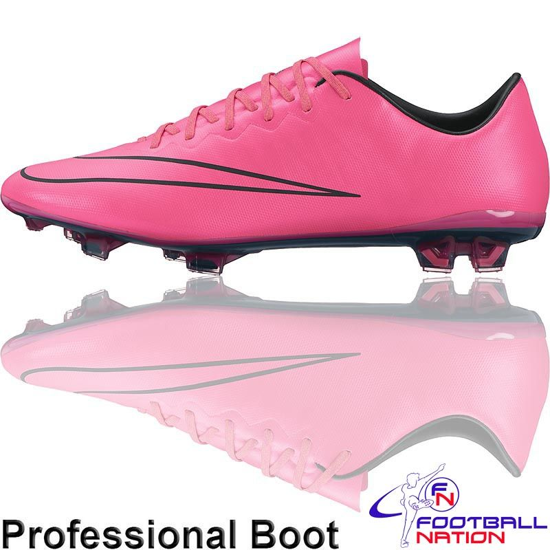 9d4880f7f19 Just arrived  Pink Mercurial Vapor X boots...