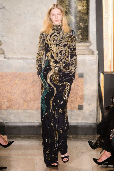 Emilio Pucci at Milan Fall 2015