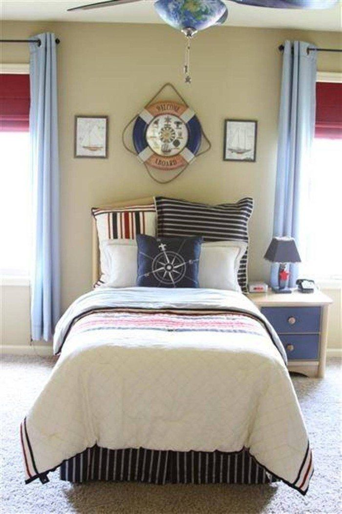 color schemes nautical bedroom ideas inspiration good theme for rh pinterest cl