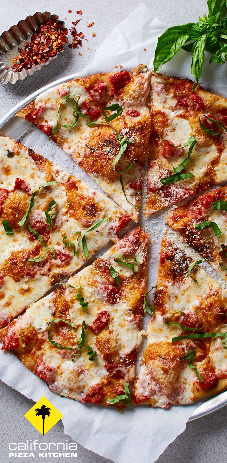 Take A Slice Out Of Life Dive Into Our Classic Margherita Pizza