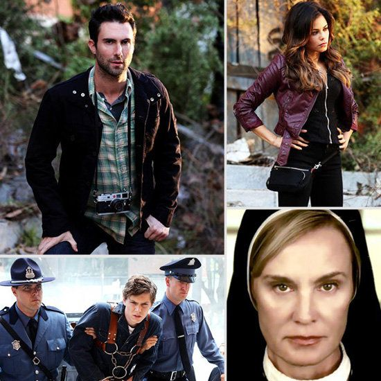 Horror Story Asylum Cast