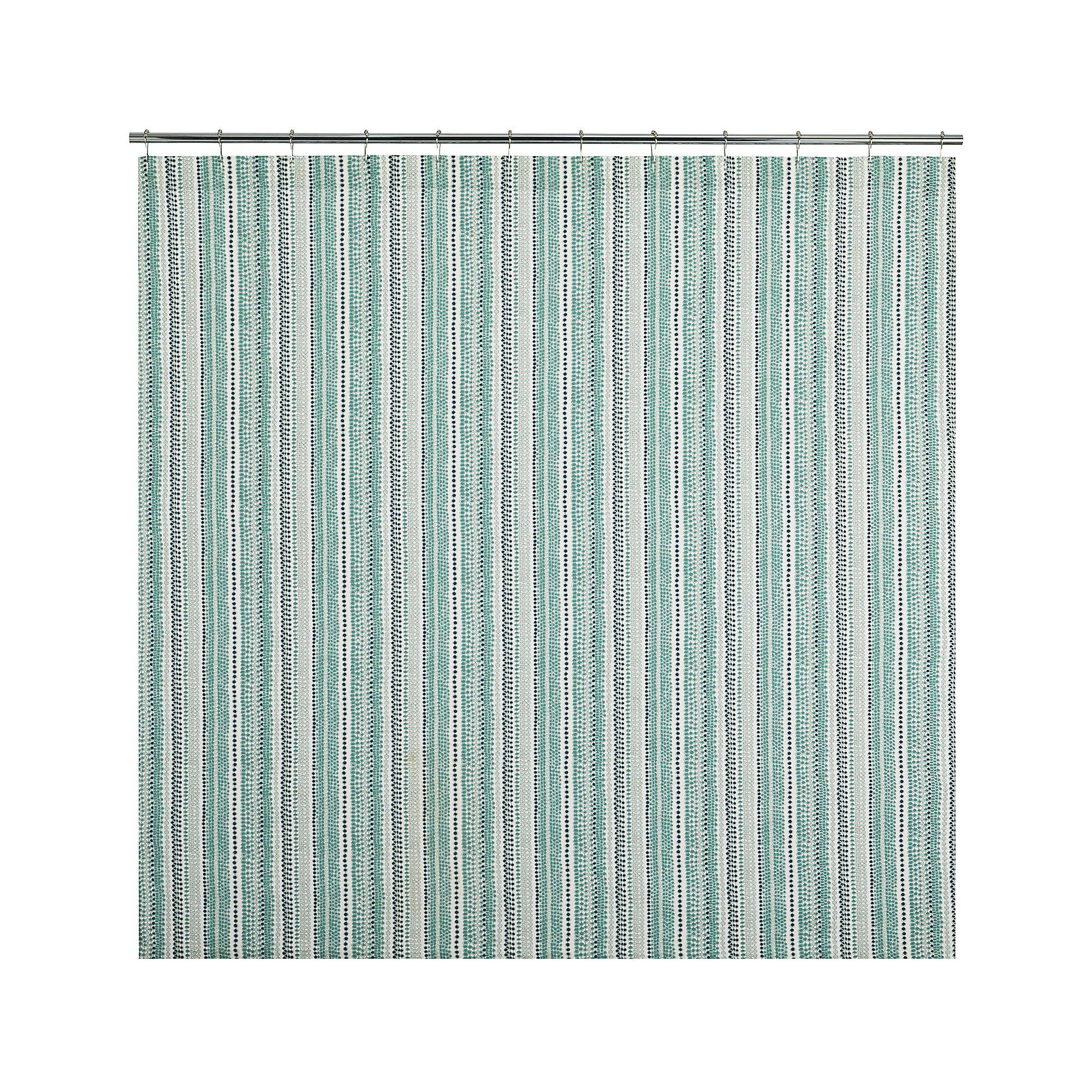 Pearl Strings Shower Curtain  Crate And Barrel