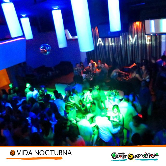 ¡Centroamérica ofrece a sus visitantes un sinfín de actividades nocturnas! ¡Ven con tus amigos y te garantizamos que la pasaras genial!
