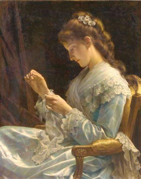 Jan Frederik Pieter Portielje (1829 – 1895) – Pintor Holandês_45