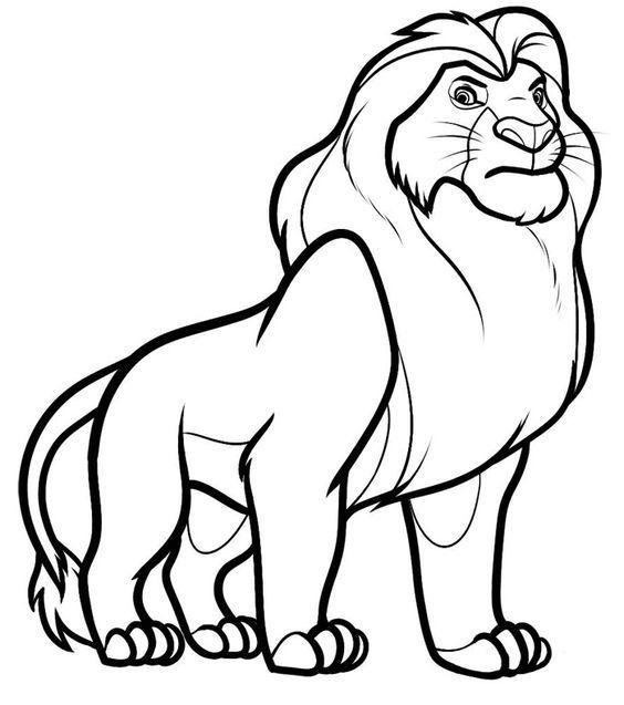 Pin Von Lara Rieke Auf Applikationsvorlagen Lowen Malvorlagen Cartoon Tiere Zeichnen Cartoon Zeichnungen