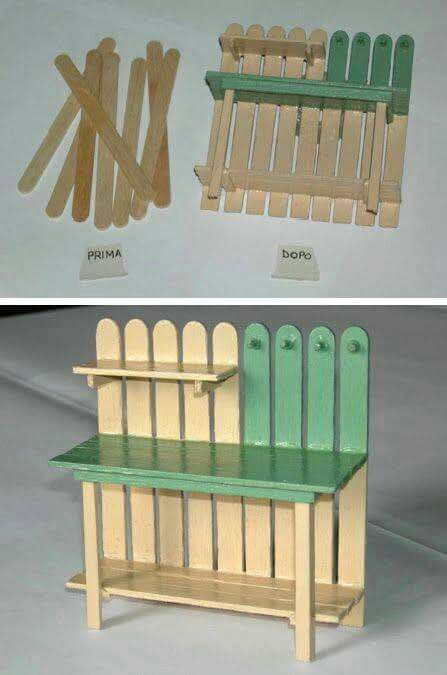 Pin by jos carlos on jos carlos de andrade ramos pinterest fairy how to make doll furniture out of popsicle sticks rotating bookcase plans ccuart Image collections