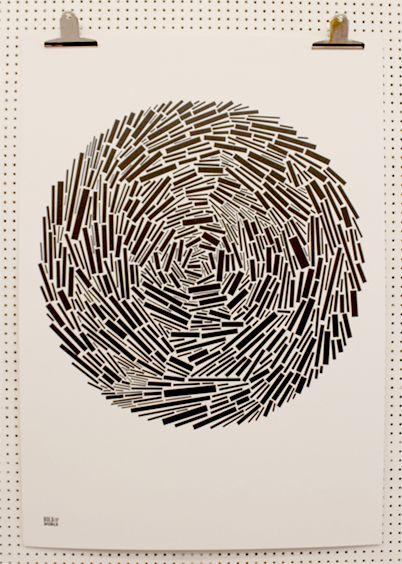 """Nest"" by Bold & Noble."