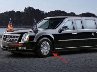 president obama s car is so insane even james bond would be jealous rh pinterest co uk